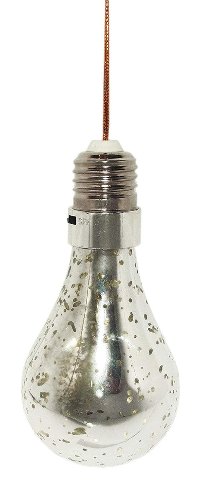 Christmas Ornament - Gerson International 5.5 inch Dancing Light Bulb