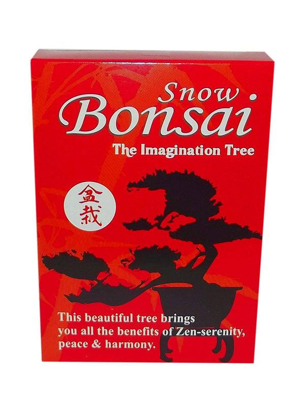 Play Visions Snow Bonsai Instant Garden (RED)