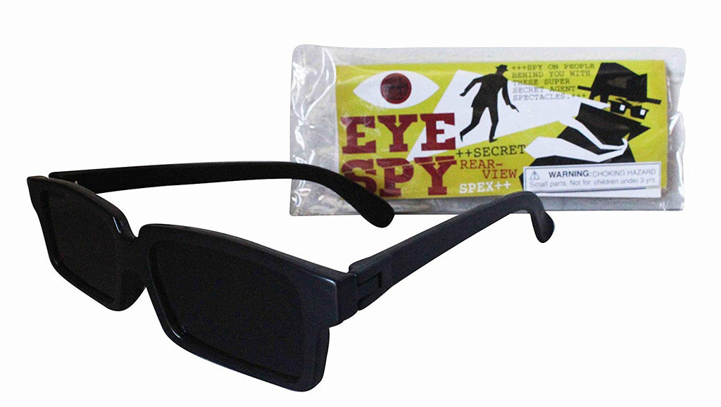 House of Marbles Eye Spy Rear View Eyeglasses