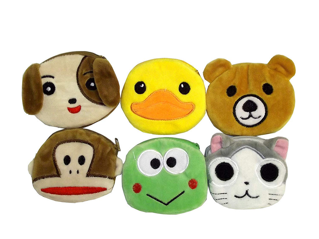 Diamond Visions Animal Coin Purse Assorted