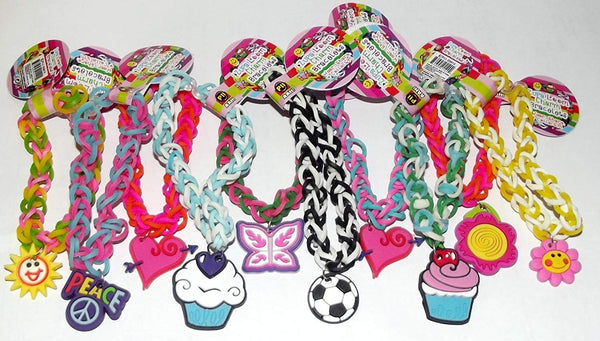 Zupa Loom Charm Bracelet Assorted-Choices may vary