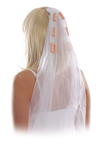 Pipedream Bachelorette Party Veil