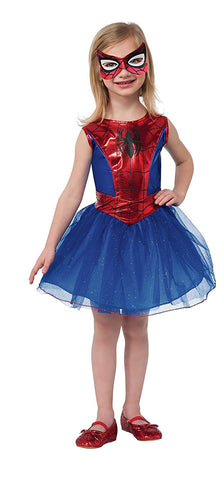 Rubie's Marvel Classic Child's Spider-Girl Costume, Medium