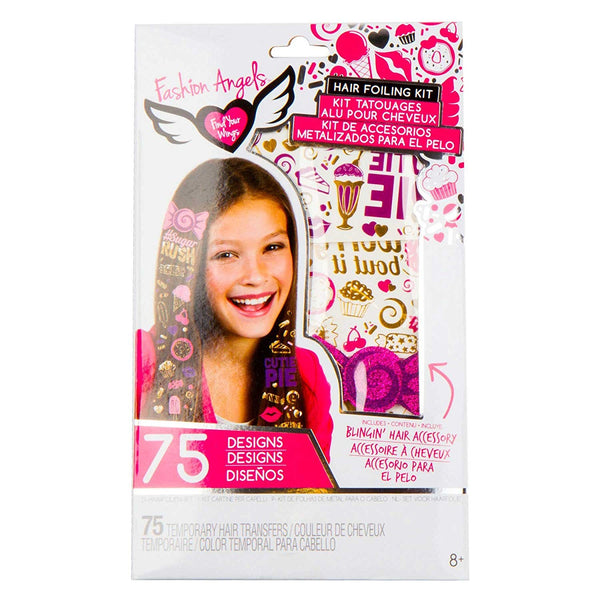 Fashion Angels Sweet Treats Hair Foiling Kit