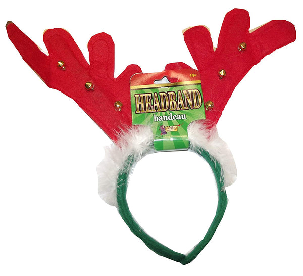 Forum Novelties Christmas Headbands
