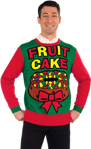 Forum Novelties Adult All Wrapped Up Ugly Christmas Sweater