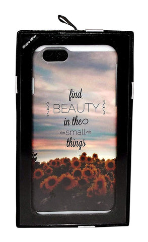 Beauty In The Small iPhone 6+ Case