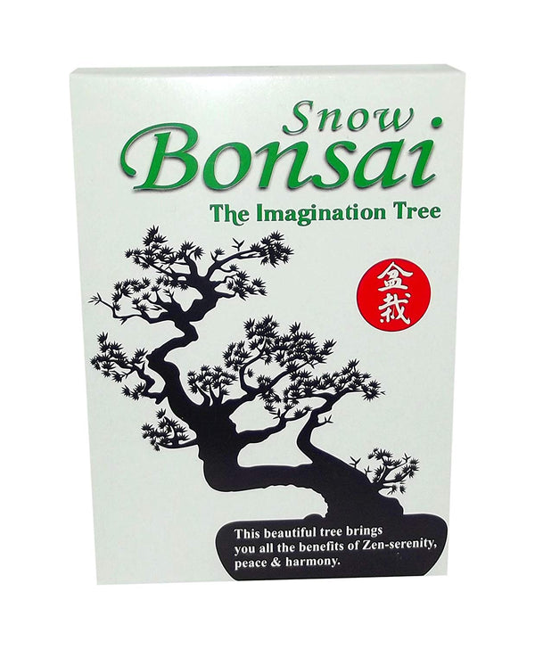 Play Visions Snow Bonsai Instant Garden (WHITE)