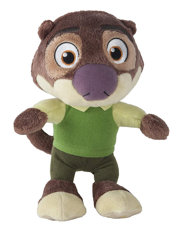 Zootopia Small Plush Mr. Otterton