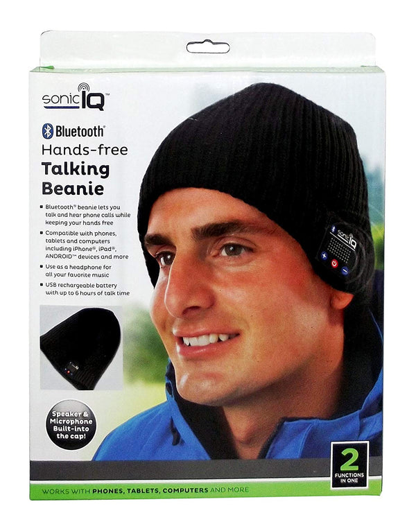 Bluetooth Hands-free Talking Beanie