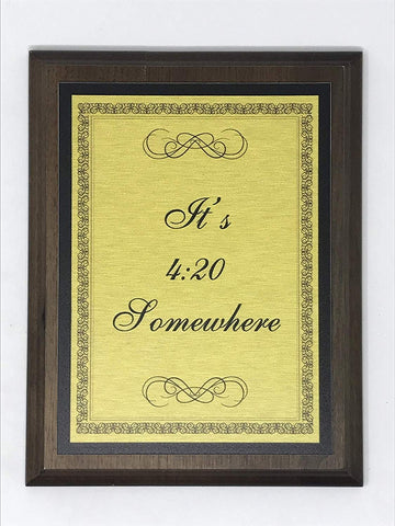 Aahs Engraving Elegant But Sassy Novelty Plaques