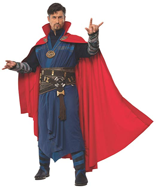 Rubie's Costume Co. Men's Doctor Strange Economy Cloak of Levitation