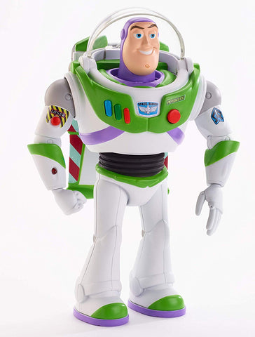 "Toy Story Disney Pixar 4 Ultimate Walking Buzz Lightyear 7"" Figure"