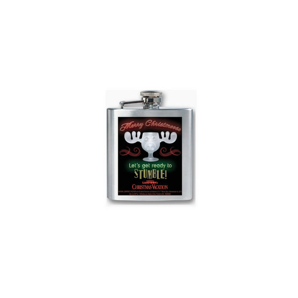Christmas Vacation Flask