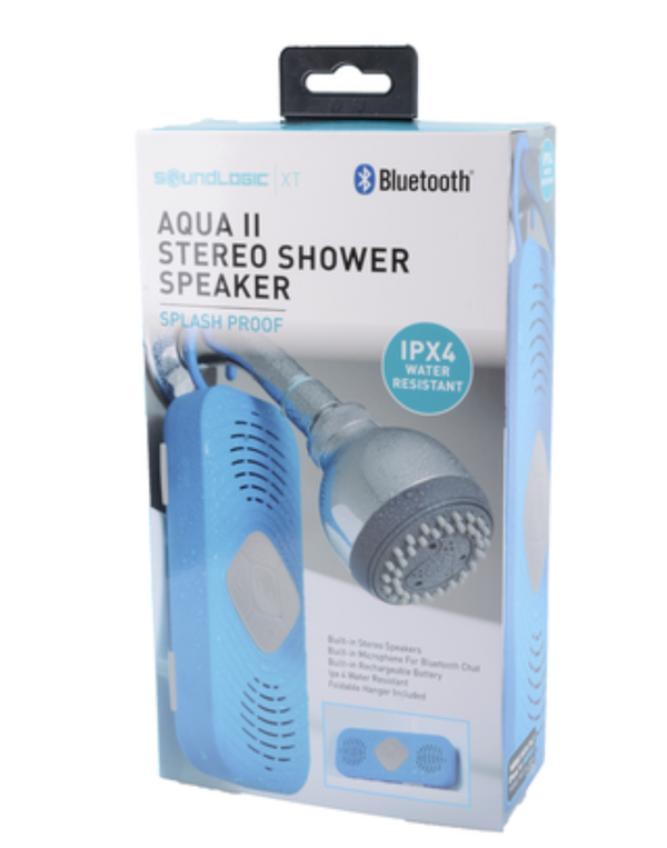 Aqua ll Stero Shower Speaker