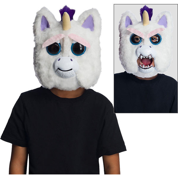 Feisty Pets Unicorn Mask