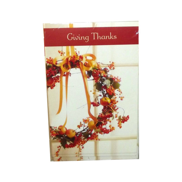 Carlton Giving Thanks Cards