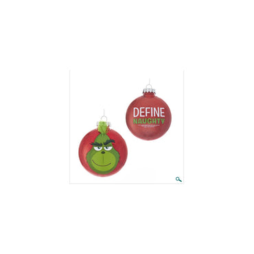 The Grinch Ornament Assorted