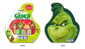 Dr. Seuss' The Grinch Pez
