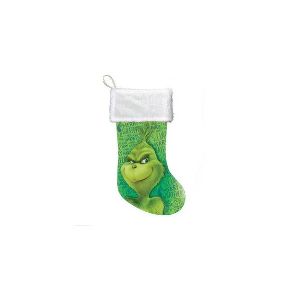 Dr. Seuss The Grinch Christmas Stocking