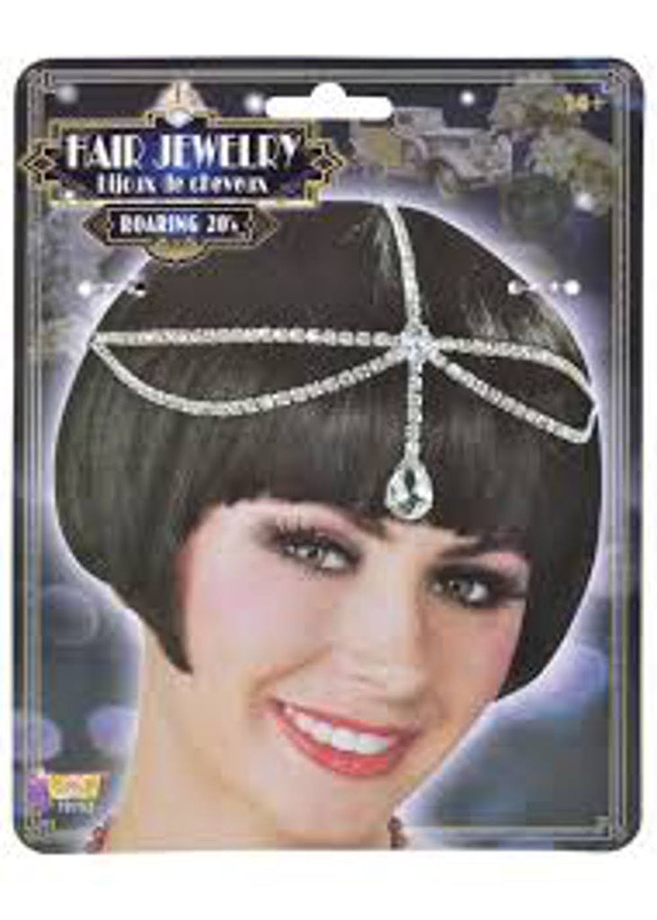 Forum Novelties Hair Jewelry Roaring 20's