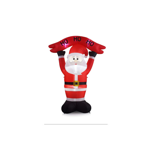 8 Ft. Inflatable Santa Decoration