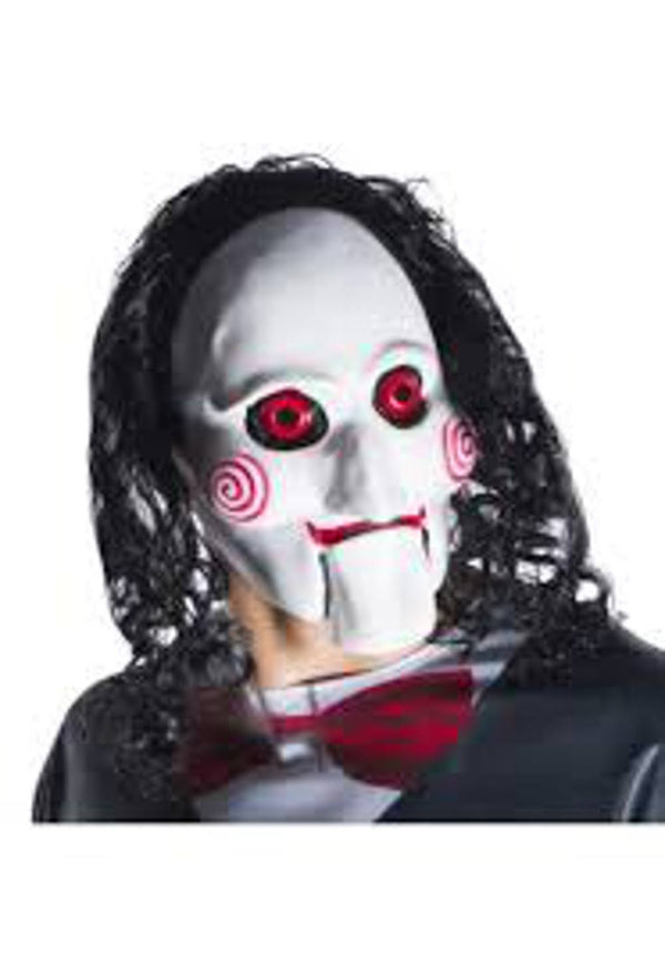 Jigsaw Billy Adult Mask