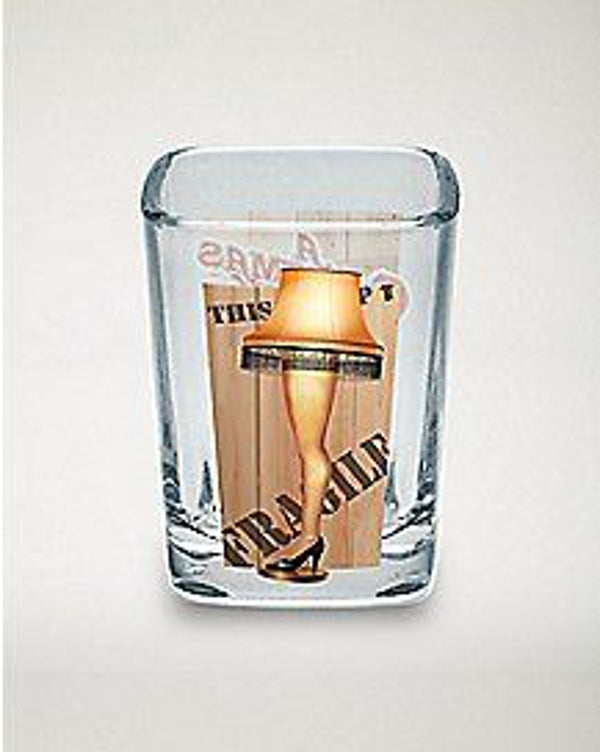 A Christmas Story Square Shot Glass