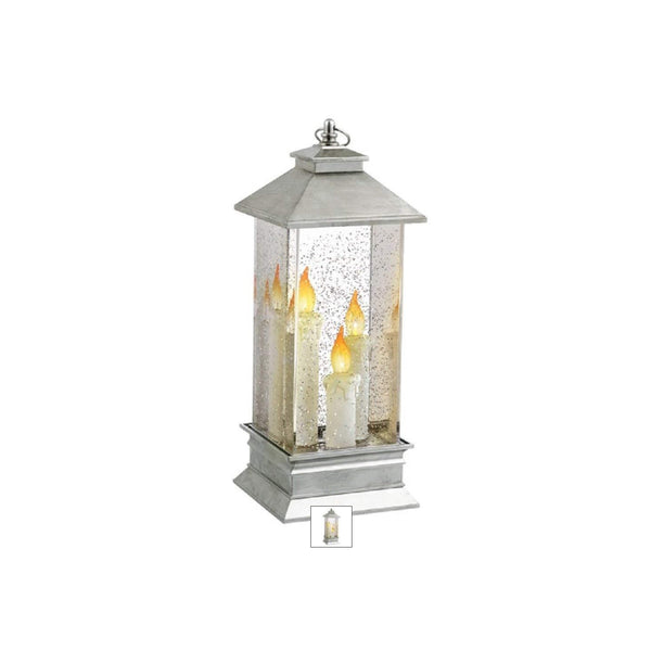 Glitter Candle Light Up Lantern