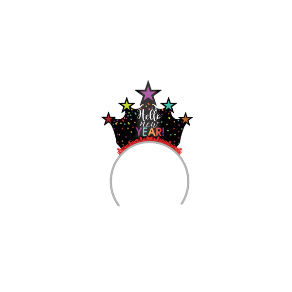Amscan Hello New Year Tiara