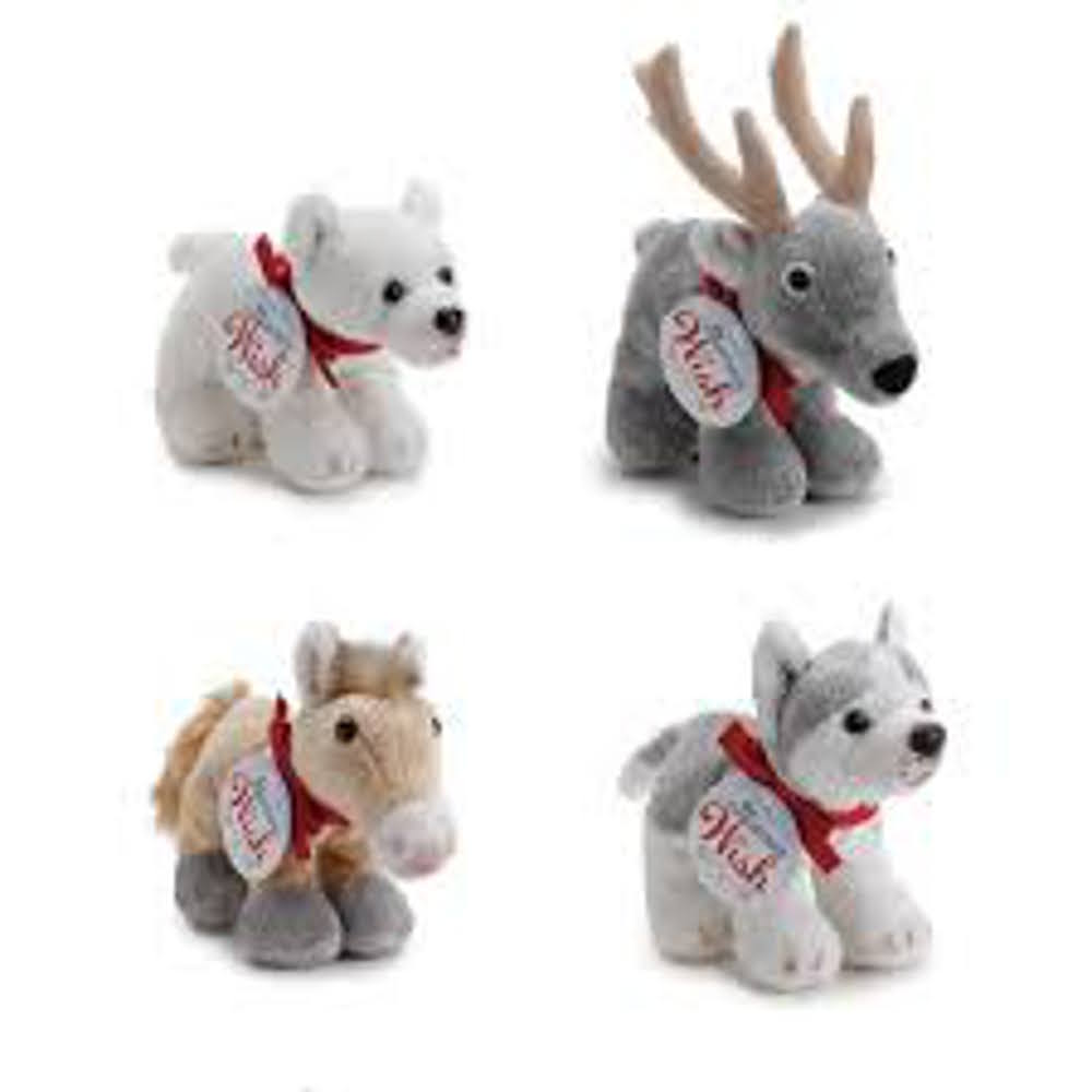 Christmas Wish Mini Plush Dolls