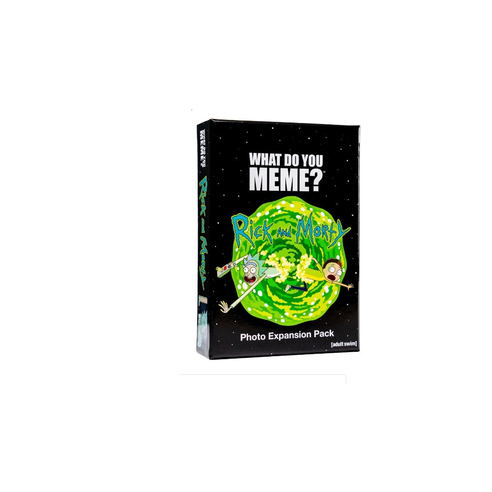 Rick And Morty: What Do You Meme Card Game