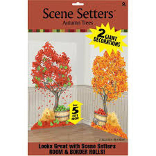 Scene setters Autumn Trees