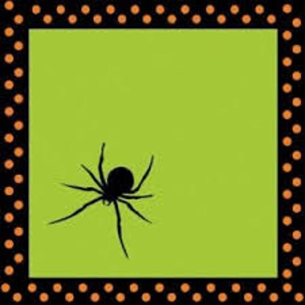 Spooky Spiders Napkins