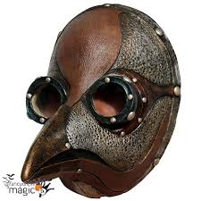 Peste SteamPunk Beak Mask