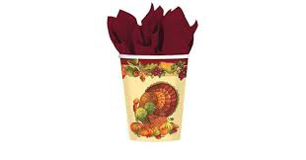 Big Party Pack Turkey Cups