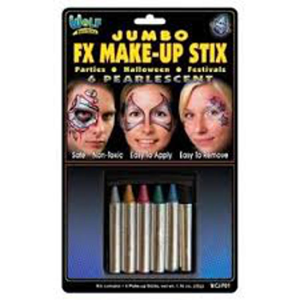 Wolf Novelties Make-up Stix