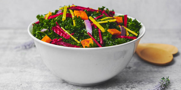 Recipe: Kale Salad