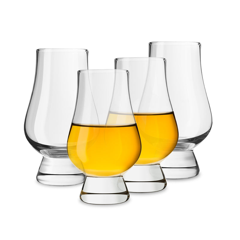 Whiskey Snifters, 6.5 oz, Set of 4-Glass & Bar-Kook-kook