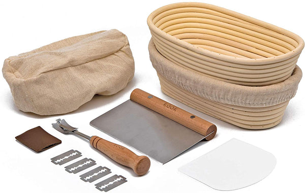 Oval Proofing Set