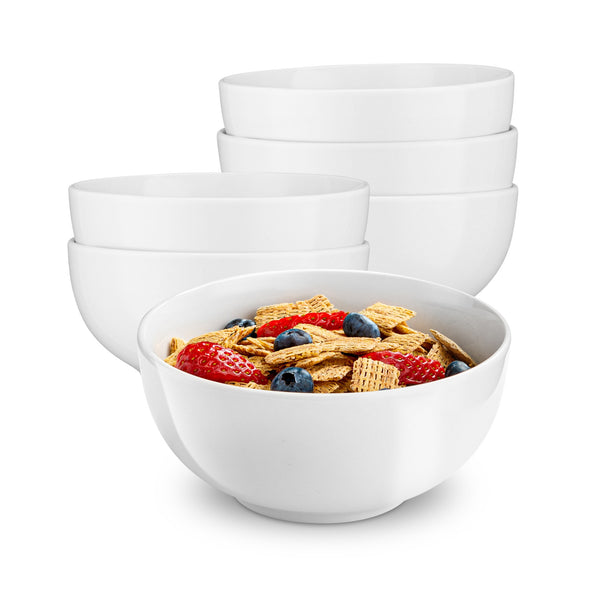 Cereal Bowls, 32 oz, Set of 6