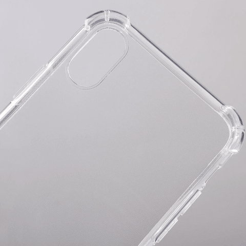 Transparent durable material