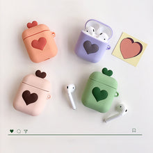 "Load image into Gallery viewer, Airpods Case ""Cute Heart"""