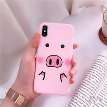 "Load image into Gallery viewer, Necklace Case ""Pig"""