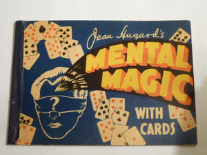Hugard, Jean - Mental Magic with Cards