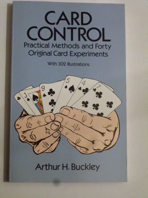 Buckley, Arthur - Card Control
