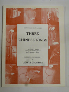 Three Chinese Rings - Lewis Ganson