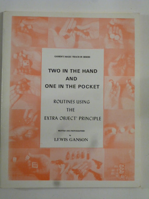 Two in the Hand and One in the Pocket - Lewis Ganson