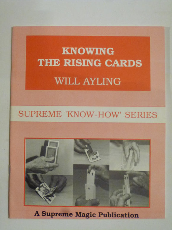 Knowing the Rising Card - Will Ayling