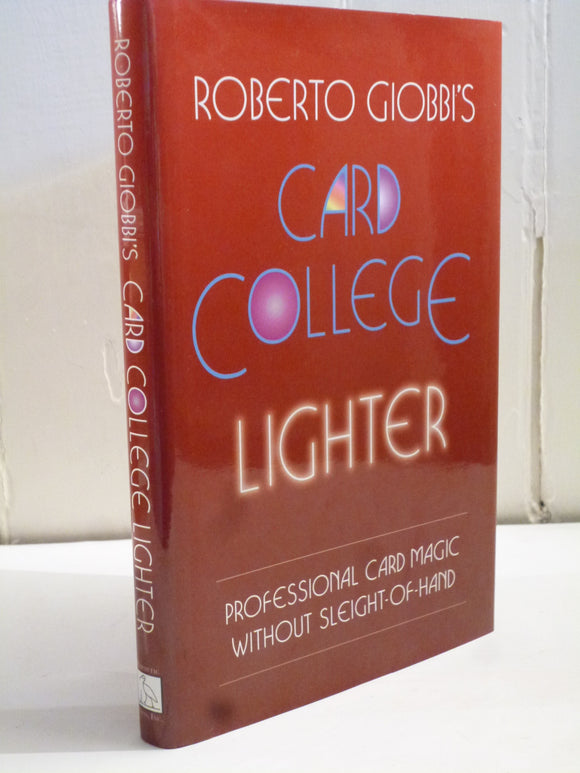Giobbi, Roberto - Card College Lighter